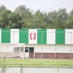 Wedstrijd Jong FC Dordrecht tegen Jong Roda JC wordt gespeeld bij vv Drechtstreek