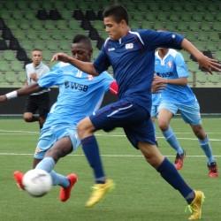 FC Dordrecht verliest nipt van NEC/FC Oss 3-4