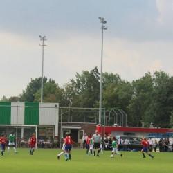 FC Dordrecht jeugd wint alle wedstrijden