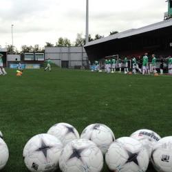 Overzicht start trainingen FC Dordrecht seizoen 2016-2017