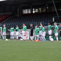 Woensdag 27 september 2017 start Voetbalschool