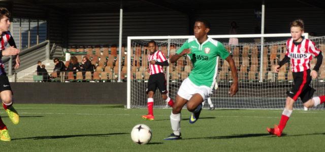 FC Dordrecht o17 – IJVV De Zwervers o17