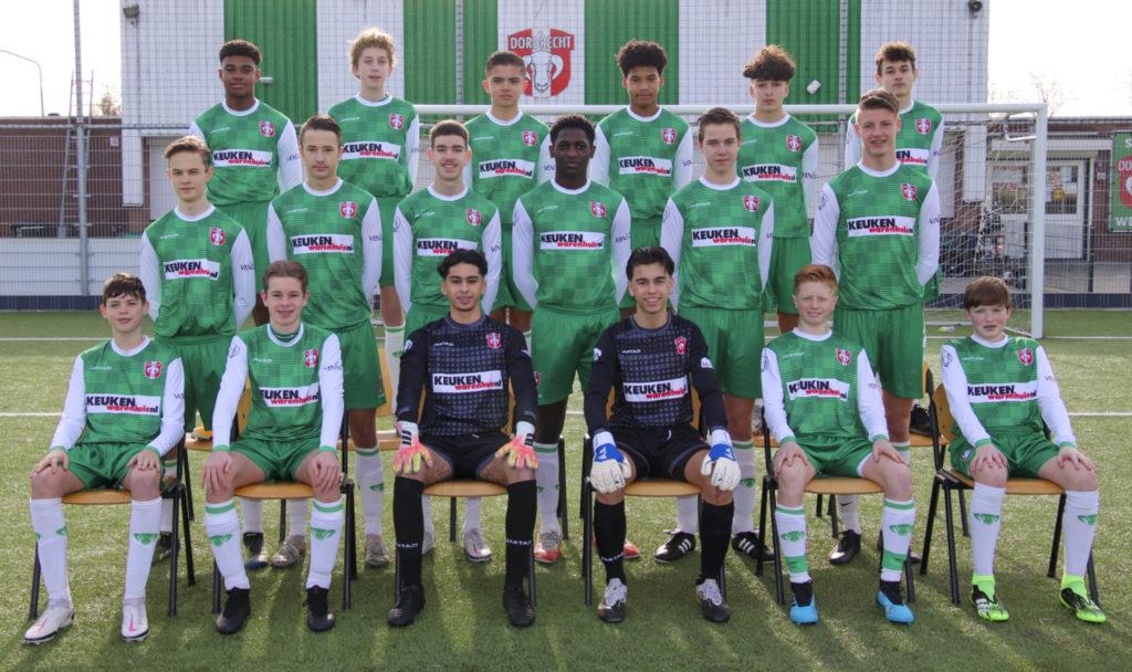FC Dordrecht O15 2020 2021