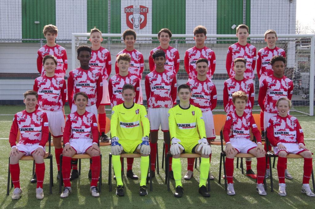 FC Dordrecht O14 20-21