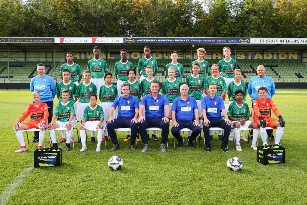 FC Dordrecht O15 2018-2019.1