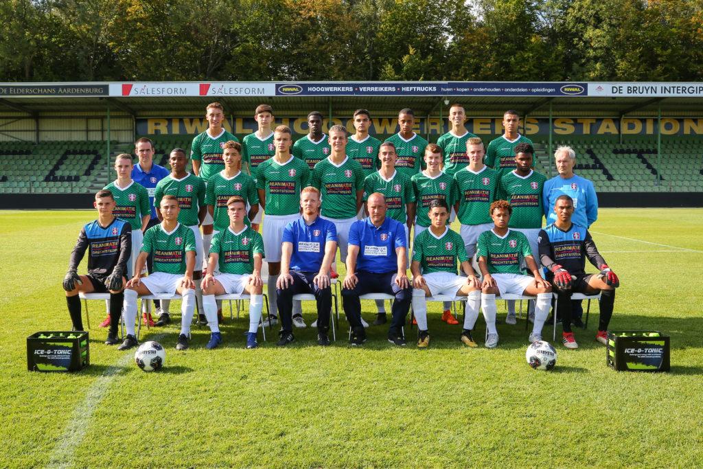 FC Dordrecht O19 2018-2019.1