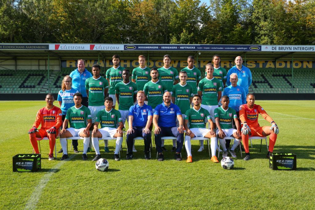 Jong FC Dordrecht 2018-2019.1