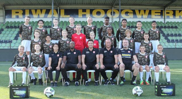 Tijn Baltussen geselecteerd in de voorselectie van het Nederlands elftal Onder 13