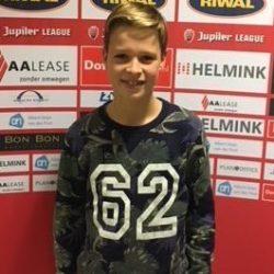 Tijmen Venema maakt overstap van vv Drechtstreek naar FC Dordrecht