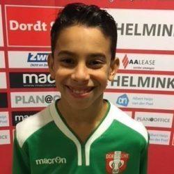 Nizar Bouhrouch volgt broer Ryan op in Onder 14 in seizoen 2018-2019