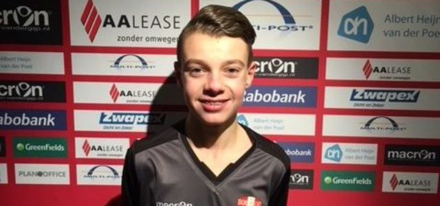 Keeper Ezra Bandel van Oranje Wit naar FC Dordrecht