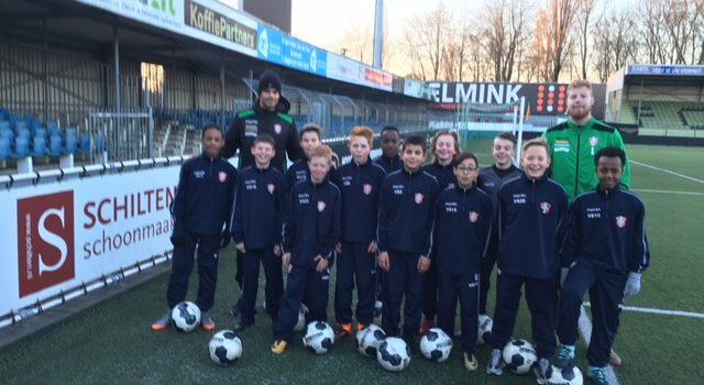 A.s. woensdag 28 februari 2018 zal er geen training voor de Voetbalschool zijn.