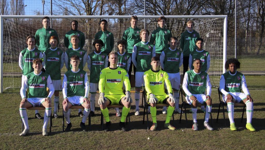 FC Dordrecht O162020 2021