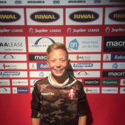 Dylan Baas van Oranje Wit naar FC Dordrecht