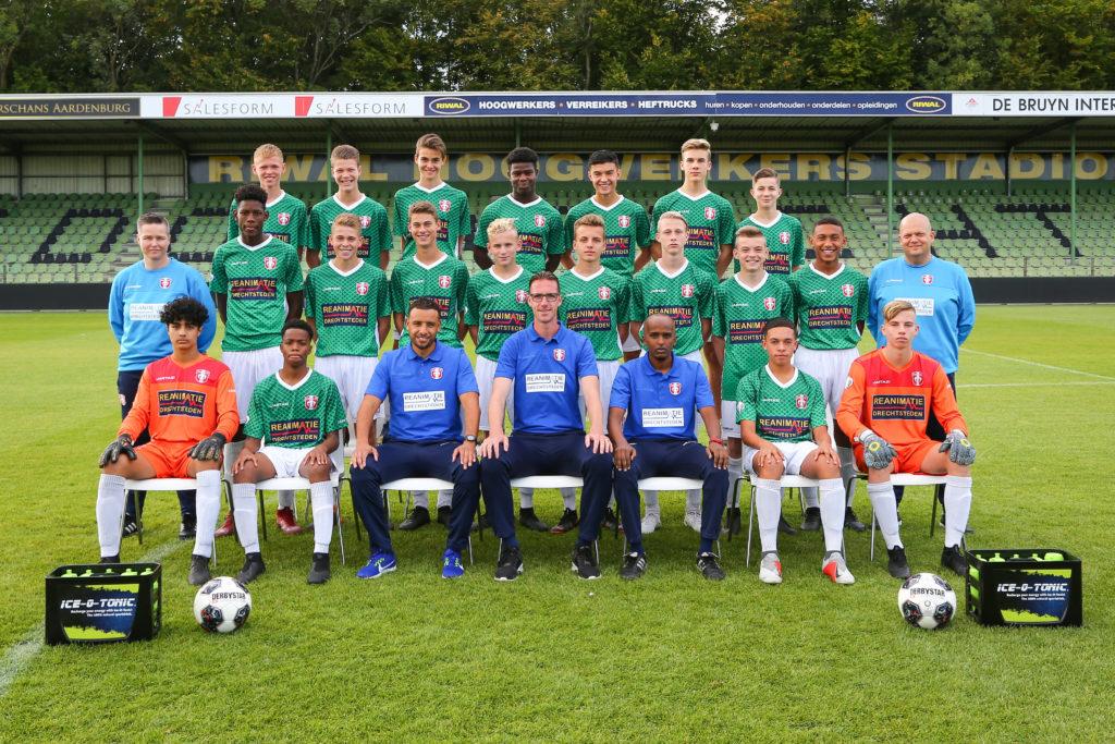 FC Dordrecht O16 2018-2019.1