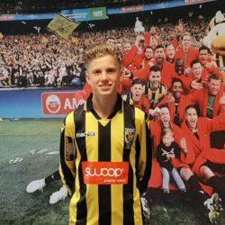 Vitesse neemt Jordi Altena over van FC Dordrecht