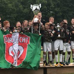 FC Dordrecht Voetbalschool wint prestigeus toernooi in Den Helder