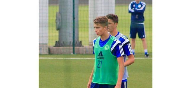 Haris Kotarevic weer geselecteerd voor Bosnie O19