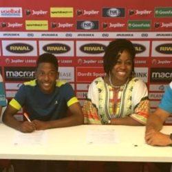 Quincy Hogesteger tekent contract!