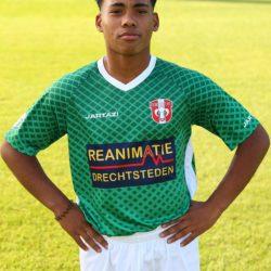 Ernesto Gomes in voorselectie Oranje o15.