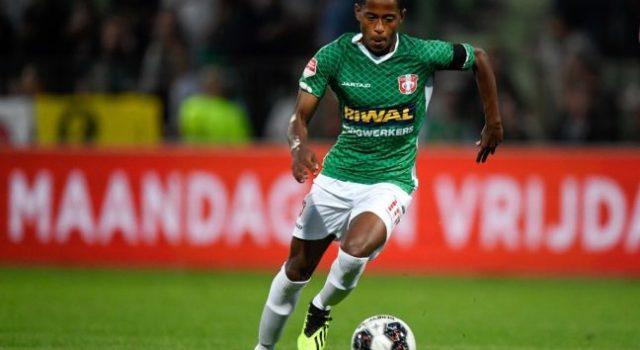 Weer een international voor FC Dordrecht