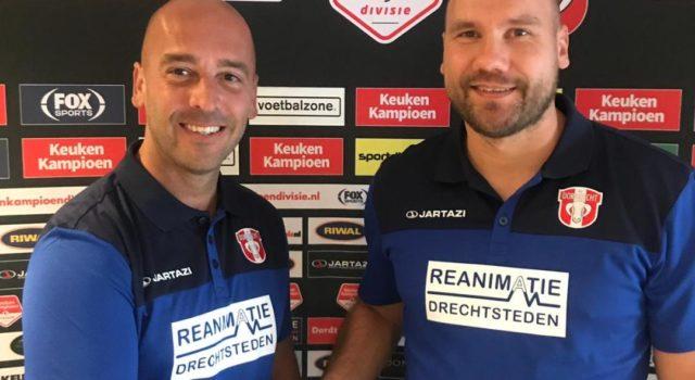 Nieuwe Trainer FC Dordrecht O16