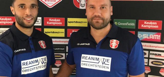 Guy Ramos Nieuwe Trainer FC Dordrecht O15