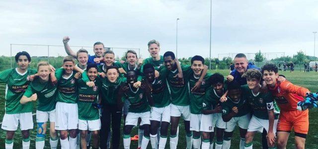 Promotie FC Dordrecht O15