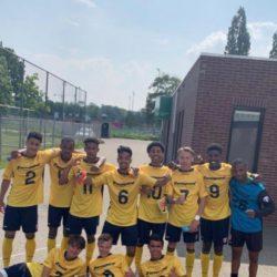 FC Dordrecht O17 Kampioen!