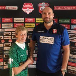 Nieuwe spelers FC Dordrecht O15
