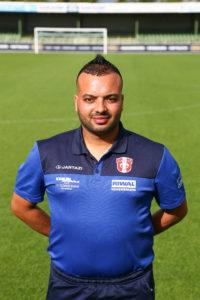 Omar Rziki FC Dordrecht O17