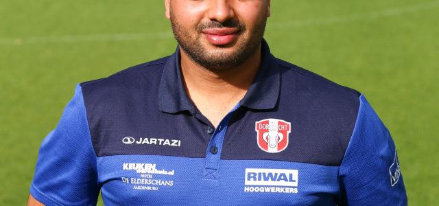 Omar Rziki toegelaten voor UEFA A