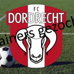 Trainers gezocht voor de jeugdopleiding van FC Dordrecht