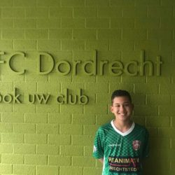 Nieuwe Spelers FC Dordrecht O14