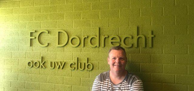 Nieuwe trainer FC Dordrecht O18