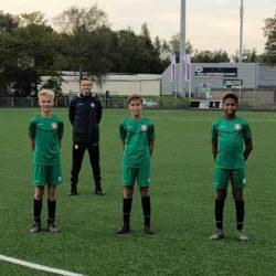 Uitnodiging voor FC Dordrecht O14 21/22 voor 3 spelers voetbalschool