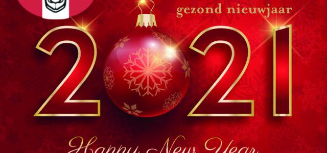 Gelukkig nieuwjaar namens de FC Dordrecht Jeugdopleiding