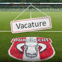 Vacatures bovenbouw FC Dordrecht