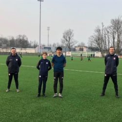 2 spelers uitgenodigd voor O14 seizoen 2021 / 2022