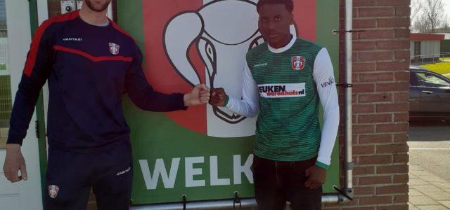 Keanu Lansman van DHC komt naar FC Dordrecht O18