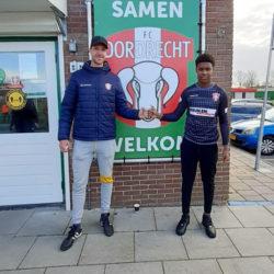 Rayshelon Virginia van B.S.V. Boeimeer komend seizoen FC Dordrecht O15