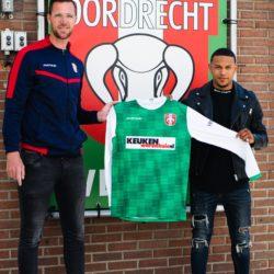 Dordtenaar Serge Tremour komend seizoen O21