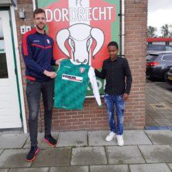 Brainel Rifaela seizoen 2021/2022 FC Dordrecht O16