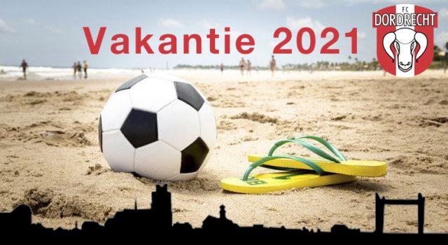 Zomervakantie 2021