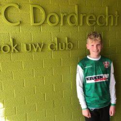 Sem Vink van Unitas naar FC Dordrecht O14